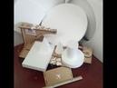 Cortador de Icopor, poliestireno, unicel, espumafon, espuma flex, porexpan, telgopor. Máquina