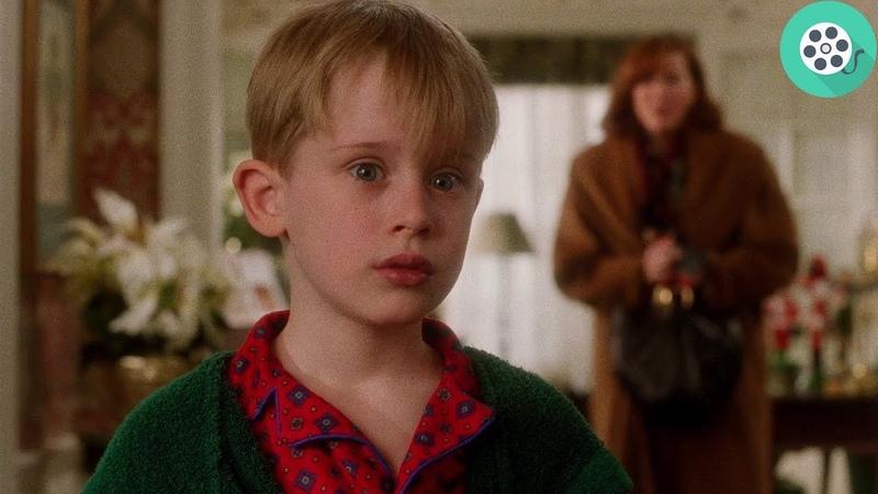 К Кевину приехала Мама Один дома 1990 год