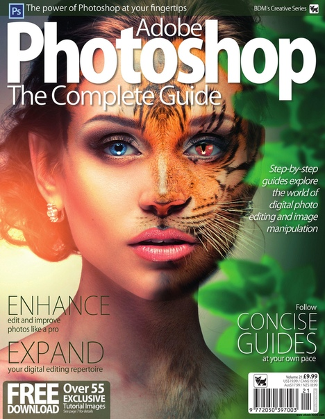 2019-10-01 The Complete Photoshop Manual