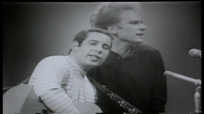 Simon Garfunkel — The Sound Of Silence (NRCV 12-08-1966) = 40 Jaar Top 40 1965-1966