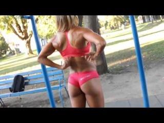 Female Fitness Motivation   Go Get It!