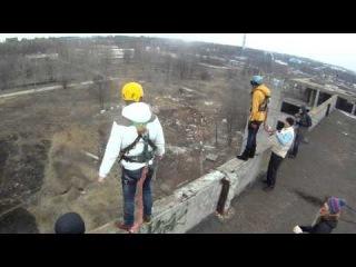 Прыжки 2-WAY на Кротова с EA team (Днепр)  - (№22)