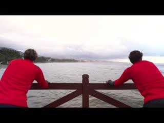 #lokocam __ тренироа у моря __ slow-mo с матча с «осиеком»