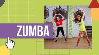 30 минут зажигательная танцевальная тренировка ZUMBA от лицензированного инструктора