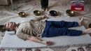 Виктор и Любовь Алещановы Тибетский массаж 3