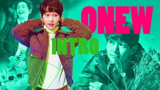 A very SHINee intro: ONEW!