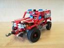 Обзор Лего TECNIC 42075 Служба быстрого реагирования