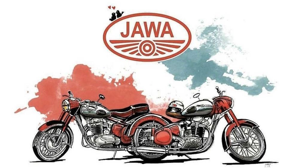 Jawa возвращатеся в Европу