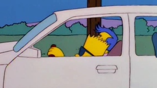 10 minutes of that Spicster's The Simpsons Vine (aka Bart on the way HOME) HQ