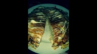 Кабачковый тортик(дешево быстро и вкусно!!!)