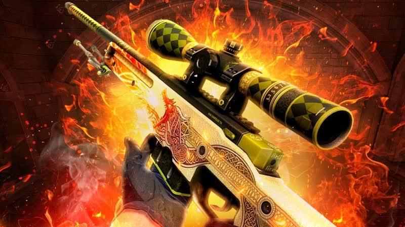 ТРЕТИЙ РАЗ В Counter Strike: Global Offensive