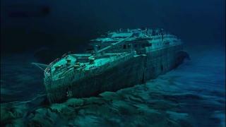 Как Титаник выглядит сейчас? Сложно поверить в то, что с ним произойдёт через 30 лет...