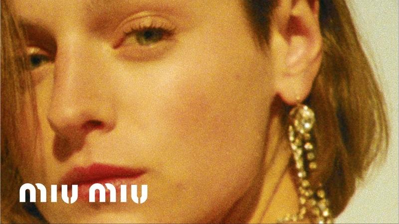 Miu Miu Icons Film Campaign
