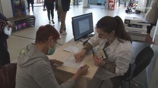 В ТЦ «Атлас» открылся дополнительный пункт вакцинации от COVID–19