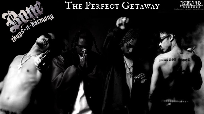 2Pac - The Perfect Getaway Ft. Bone Thugs N Harmony (Nozzy-E Remix) (Sickbeats Productions)