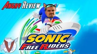 Sonic Free Riders [Angry Joe - RUS RVV]