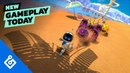 New Gameplay Today – Astro's Playroom on PlayStation 5