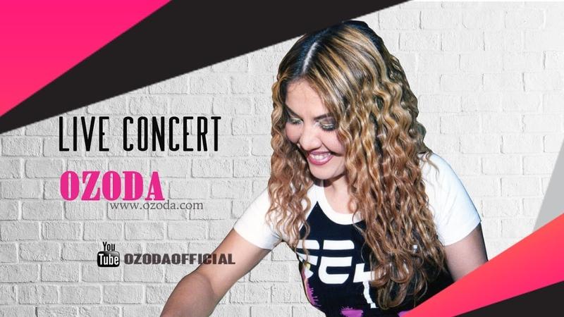 Ozoda - Live concert in Andijan (Official Channel)