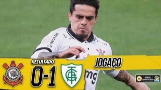 Corinthians 0 X 1 América MG | MELHORES MOMENTOS | COPA DO BRASIL 28/10/2020