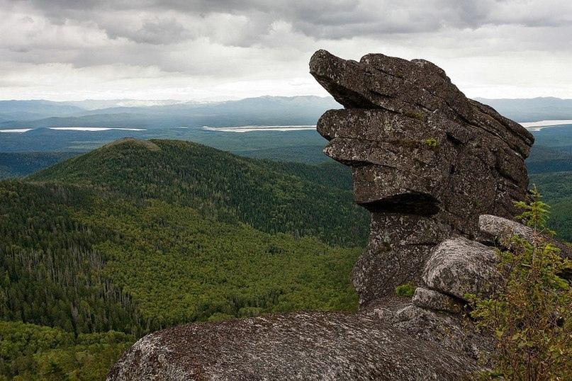 Интересные места нашей планеты Амурские столбы (Россия), изображение №3