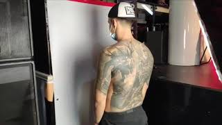LIVE Бердянск  Tattoo fest  Конкурс татуировок