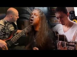 """Whitesnake """"LOOKING FOR LOVE"""" (David Coverdale/John Sykes) - Acoustic Cover"""