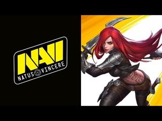 Хайлайты NAVI Wild Rift против Nova Esports и Team Queso на турнире TrovoNova Baron Fight