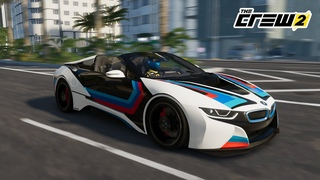 """""""The Crew 2"""" BMW i8 ROADSTER (Performance and Sound) ......"""