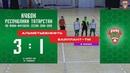 ФМФК 2018 2019 Кубок РТ Обзор матча Альметьевнефть Вайллант ТМ 3 1