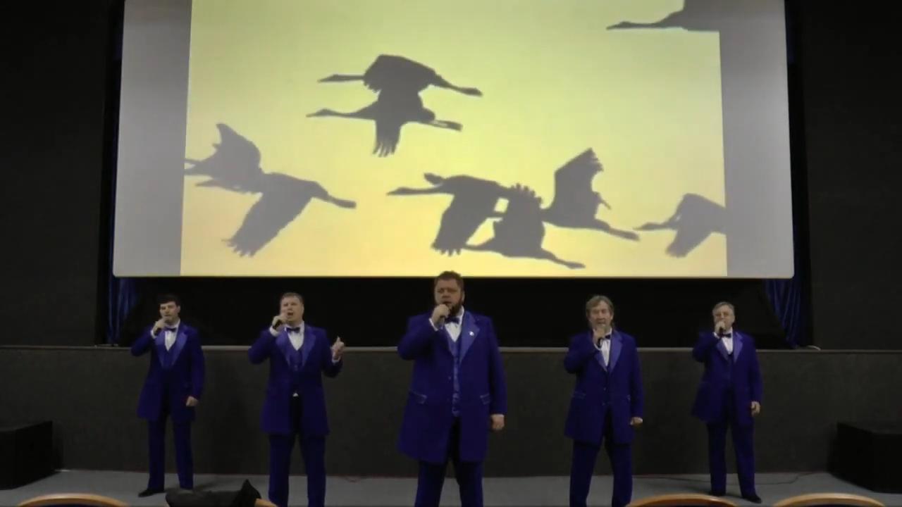 Петровские вокалисты стали дипломантами областного конкурса «Город кино»