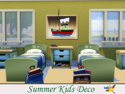 Декор на стену и скульптуры для Sims 4 со ссылками для скачивания