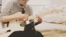 Alicia rei 麗 on Instagram Trying to practice with a kitten is rly hard practice happy caturday nya fender telecaster wow frikking annoy