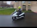 Honda PCX 150. Самый красивый скутер.