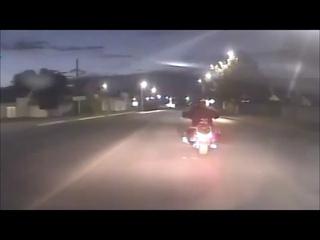 В Бузулуке полицейские задержали водителя Харлея