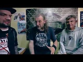 Korrosion в Алматы + интервью (Боров, Костыль, Ящер) 2018