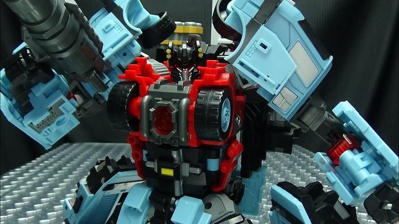 Yes Model KO Upscaled VULCAN Hot Spot EmGo's Transformers Reviews N' Stuff