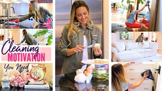 Spring Clean + Decorate with Me 2020 | Cleaning Motivation With Music