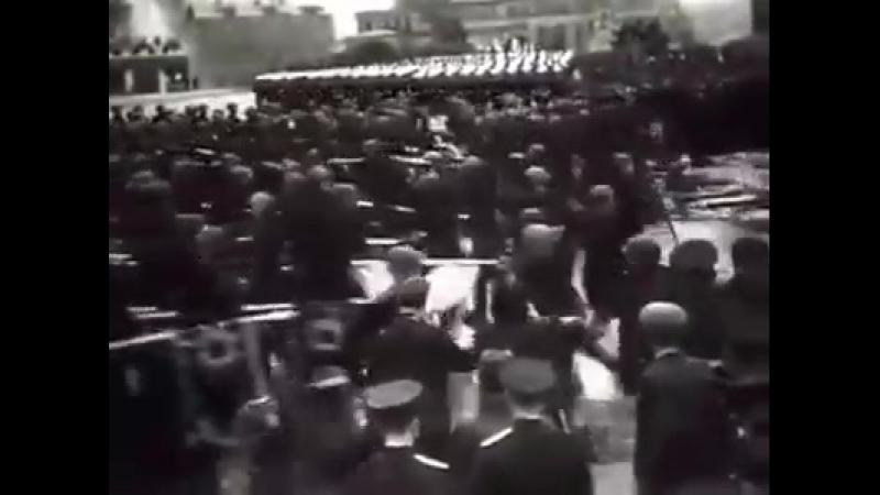 24 июня 1945 год ВЕЛИКИЙ МОМЕНТ ИСТОРИИ