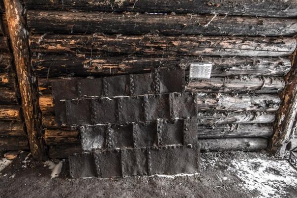 Цирен. Усть-Боровской солеваренный завод в Соликамске (музей истории соли)