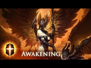 """Awakening"" - SpeedPainting by TAMPLIER 2018"