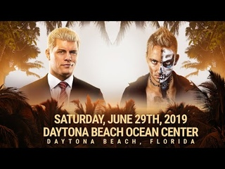 FULL MATCH CODY vs DARBY ALLIN - See the Rematch LIVE this Wed, Jan 1st on AEW Dynamite at 8/7c