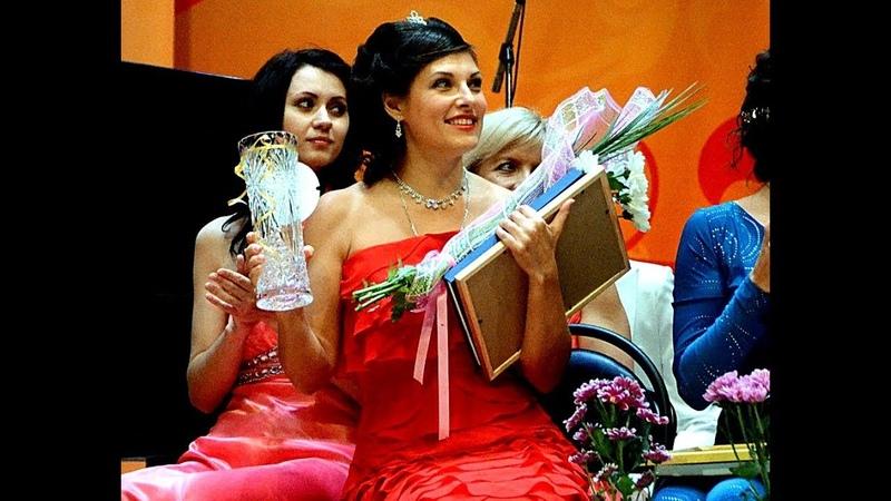 2015г 3 ТУР 7го ВСЕРОССИЙСКОГО КОНКУРСА РОМАНСА Концертм ОЛЯ БАРАБАШЕВА