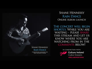 Shane Hennessy Livestream - April 15th 2020