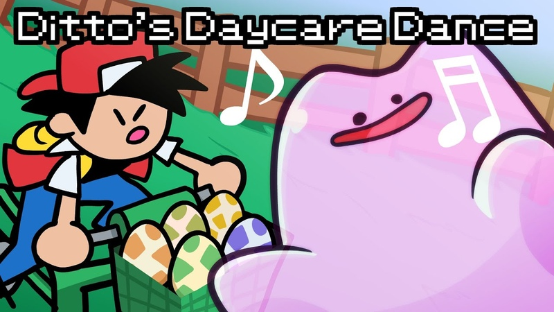Dittos Daycare Dance ♩ ♪ ♫ ♬ Star Coin Collector Remix by @MyNewSoundtrack