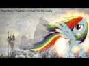 PhonyBrony Feather - I'll Show You My Loyalty