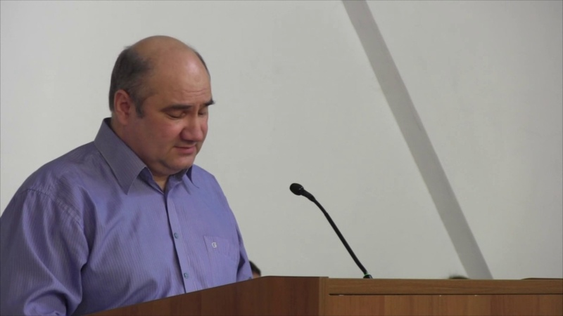 б. Олег Смочилин проповедь: Почитай отца твоего и мать....