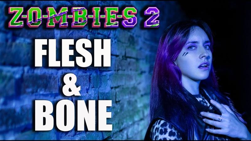 Zombies 2 Flesh Bone En Español Hitomi Flor