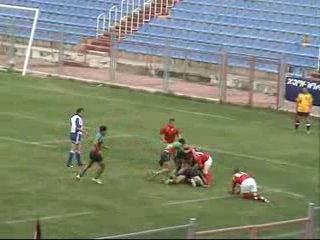 Rugby seven Azerbaijan team 2008 Tbilissi