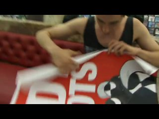The Bloody Beetroots in the Virgin Megastore | Ministry of Sound Australia