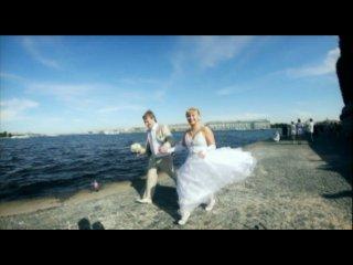 Halleluah, love-story свадебного дня Дмитрия и Александры
